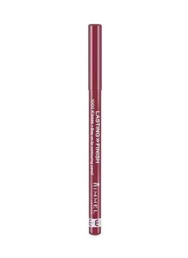 Rimmel London Rimmel London Lasting Finish 1000 Kisses Lip Liner  004-Indian Pink Pembe